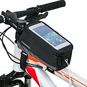 ROSWHEEL® Torba za bicikl 1.5LBike Frame Bag Vodootporno / Vodootporni patent / Otporno na trešnju / Podesan za nošenje Torba za bicikl