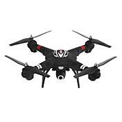 Dron WL Igračke 4 Kanala 6 OS 2.4G S 2.0MP HD kamerom RC quadcopterPovratak S Jednom Tipkom Auto-Polijetanja Izravna Kontrola Flip Od