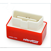 cuadro de optimización dinámica OBD nitroobd2 para mejorar el poder de plug and play de motor diesel