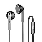Edifier H190P Auriculares (Earbuds)ForReproductor Media/Tablet / Teléfono Móvil / ComputadorWithCon Micrófono / Hi-Fi