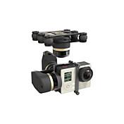 一般 / DJI 一般 RC 3D ジンバル RCクワッドローター / ドローン ブラック メタル 1個