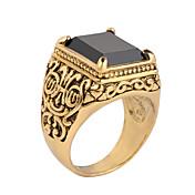 Midi prsteny Křišťál Barva ozdobného kamene Módní Stříbrná Zlatá Šperky Párty Denní Ležérní Vánoční dárky 1ks