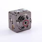 Mini Camcorder 720P Mikrofon Černá