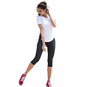 Žene Trčanje 3/4 Hulahopke Kratke hlače Tajice Quick dry Proljeće Ljeto Jesen ZimaYoga Pilates Penjanje Konjanički Sposobnost Slobodno