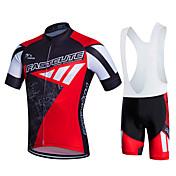 Fastcute® Biciklistička majica s kratkim tregericama Žene / Muškarci / Uniseks Kratki rukav BiciklProzračnost / Quick dry / Moisture