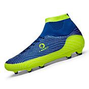 Chico Zapatillas de Atletismo Confort PU Primavera Otoño Casual Fútbol Confort Tacón Plano Naranja Verde Azul Plano