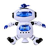音楽玩具 プラモデル&組み立ておもちゃ / 煌き ロボット プラスチック アイボリー 子供用