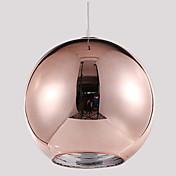 ペンダントライト ,  現代風 電気メッキ 特徴 for デザイナー ガラス リビングルーム ベッドルーム ダイニングルーム 研究室/オフィス キッズルーム