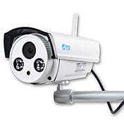 JOOAN 1.0 MP 屋外 with 赤外線カット デイナイト モーション検出 デュアルストリーム リモートアクセス 防水 IRカット ワイファイ・プロテクテッド・セットアップ(WPS)) IP Camera