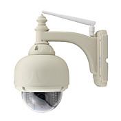 光学3倍ズームとIRカットとwanscam®PTZワイヤレス防水屋外IPカメラ