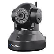 c7837wip 720 1.0MP cámara IP de vigilancia de seguridad Wi-Fi vstarcam® (tarjeta de visión nocturna p2p apoyo de 128 GB TF)