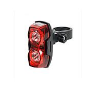 後部バイク光 テールランプ LED サイクリング 防水 スーパーライト 単四電池 ルーメン バッテリー サイクリング