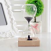imán de alta calidad en tiempo de reloj de arena magnética artículos de tapicería creativa