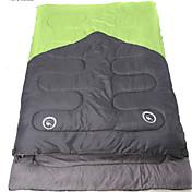 Saco de dormir Liner Saco Doble Sencilla 10 Algodón Vacío 400g 180X30 Senderismo / Camping / Viaje / Interior / Al Aire LibreA Prueba de