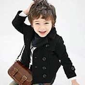 男の子 お出かけ カジュアル/普段着 ゼブラプリント コットン ジャケット&コート 冬 秋 春 長袖