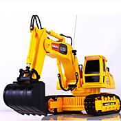 Juguetes Modelismo y Construcción Escavadora PVC