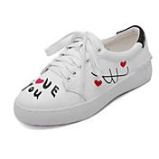 MujerOthers-Zapatillas de deporte-Exterior-Semicuero-Blanco