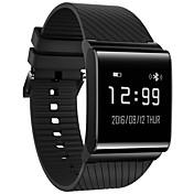 Ip67 impermeabilizan la frecuencia cardíaca de la presión arterial que supervisa la pulsera elegante perdida del bluetooth para ios androide