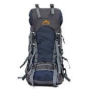 60 L mochila Paquetes de Mochilas de Camping Mochilas de Senderismo Ciclismo Mochila Bolsa de ViajeEscalada Acampada y Senderismo Viaje