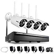 système de vidéosurveillance annke 4ch 96...