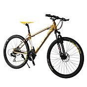 Bicicleta de Montaña Ciclismo 21 Velocidad 26 pulgadas/700CC Shimano Disco de Freno Horquilla de suspención Cuadro de Aleación de Aluminio