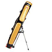 釣り竿バッグ ハエボックス 防水 2 トレイ 3 トレイ100 レザー
