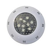 jiawen 9ワットのRGBスイミングプールの照明をLEDの水中ランプ屋外照明池ライトはPISCINAランプ直流24Vを導きました