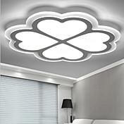 Montage de Flujo ,  Moderno / Contemporáneo Otros Característica for LED Regulable AcrílicoSala de estar Dormitorio Habitación de