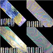 1pcs Adesivos para Manicure Artística Autocolantes de Unhas 3D maquiagem Cosméticos Designs para Manicure