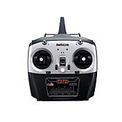 Dron 8 Canales 3 Ejes 2.4G - Quadccótero de radiocontrol  FPV Mando A Distancia