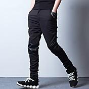 若い秋のハーレムパンツカジュアルパンツの足の成分の倍のスリムハーレムパンツの足の韓国版