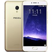 MEIZU MX6 32g M685Q silver support OTA 5.5 インチ 4Gスマートフォン (4GB + 32GB 12 MP Deca Core 3060)