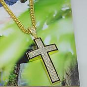 Mujer Collares con colgantes Diseño Básico Dorado Plata Joyas Para Cumpleaños Diario Casual 1 pieza