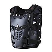 scoyco am05オートバイは胸をモトクロス&バックプロテクター鎧ベストレースの保護ボディガード鎧