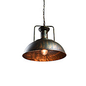 ペンダントライト ,  現代風 田舎風 ビンテージ レトロ風 ペインティング 特徴 for LED メタル リビングルーム ベッドルーム ダイニングルーム 研究室/オフィス ゲームルーム