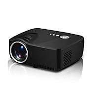 Gp70 lcd 800 * 600 proyectó el proyector de 1200lumens tv