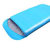 Bolsa de dormir Saco Rectangular Doble -10 -25 Algodón T/C 210X120 Camping A Prueba de Humedad Mantiene abrigado 自由之舟骆驼