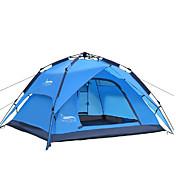 3-4 personnes Tente Double Tente automati...