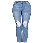 レディース セクシー ストリートファッション ハイライズ ハーレム マイクロエラスティック ジーンズ パンツ ゼブラプリント