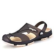 Sandály-PU-lehké Soles-Pánské--Běžné