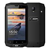 AGM AGM A1Q 5.0 Tommer 4G smartphone (4GB + 64GB 13 MP Quad Core 4050)