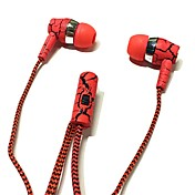 Sluchátka do uší sluchátka do uší 3,5mm s mikrofonem pro samsung s4 / s5 / s6 / s7 pc mobil
