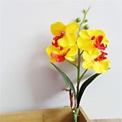 1 Stykke 1 Afdeling Plastik Kunstige blomster
