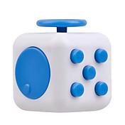 Cubo de rubik Cubo velocidad suave Alivia el Estrés Goma de Silicona