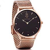 Mulheres Relógio de Moda Bracele Relógio Único Criativo relógio Relógio Casual Chinês Quartzo Impermeável Lega BandaBracelete Casual
