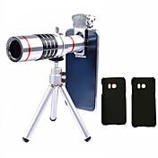 寧波18倍ズームサムスンカメラ望遠レンズ広角レンズ/三脚/電話ホルダー/ハードケース/バッグ/クリーニングクロス(samsung s8 / s8 edg)
