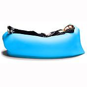 21Grams Bolsa de dormir Sofá Inflable Aislamiento de la cabeza A Prueba de Humedad Rapidez Impermeable Resistente a los UV Resistente a