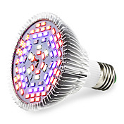 25W E27 LED-vækstlampe 78 SMD 5730 2500-3200 lm Varm hvid Rød Blå UV V 1 stk.