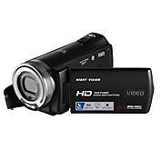 ABS VideocámaraPortátil Cronometraje Soporte SD/USB Control remoto 1080P 1080p Visión nocturna Miracast Nueva llegada Soporta tarjetas de