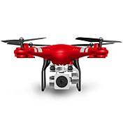 Dron SH5HD 4 Canales 6 Ejes Con Cámara 1080P HD Altura Cámara Gran Angular FPV Retorno Con Un Botón Auto-Despegue Acceso En Tiempo Real